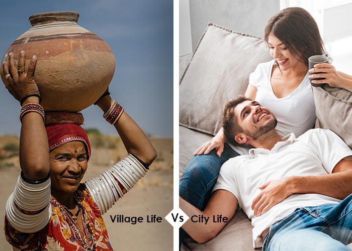 City Life Vs Village Life Essay