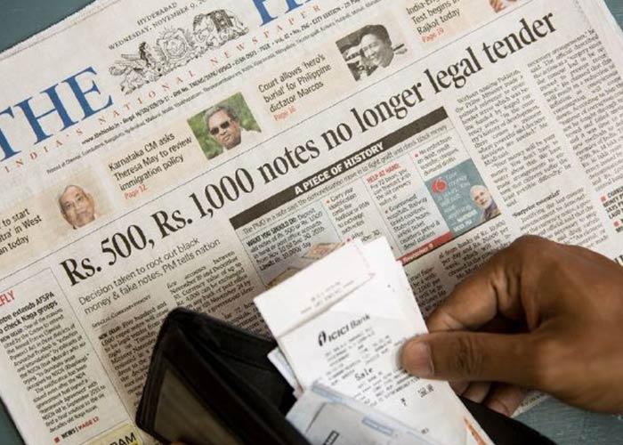 Essay on Cashless India